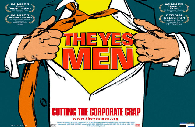 The Yes Men's First Movie
