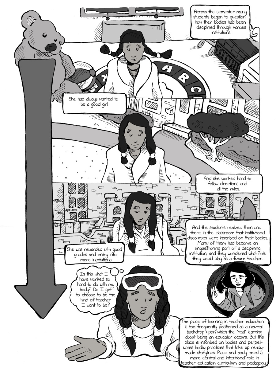 Comics-Based Research | Cultural Organizing