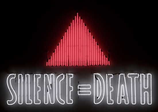ACT-UP Silence=Death
