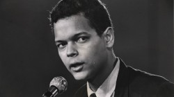 """I Don't Mind Standing a Little Longer"": Remembering Julian Bond through Poetry"