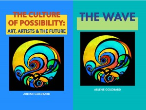 Book Covers for The Culture of Possibility and The Wave