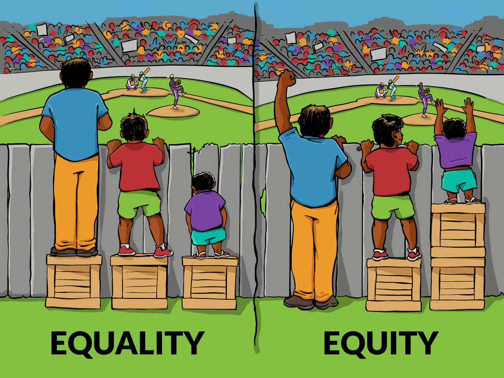 racial diversity integration and equal opportunity