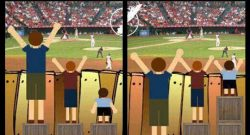 The problem with that equity vs. equality graphic you're using