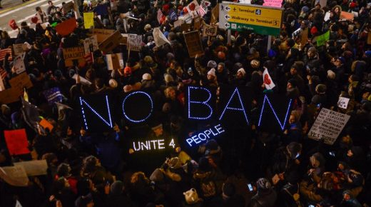 Sign Now: USDAC Pledge on Cultural Rights and the Muslim Ban