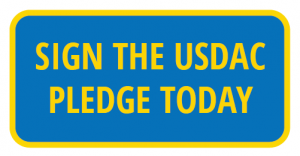 Sign the USDAC Pledge Today